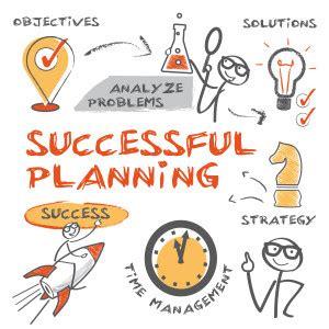 Business plan event coordinators